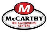 MCCARTHY TIRE MINT HILL logo