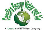 CAROLINA ENERGY  WATER and AIR logo