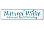 NATURAL WHITE ADVANCED TEETH WHITENING- Cornelius logo