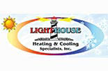 LIGHTHOUSE HEATING & COOLING SPECIALISTS, INC. logo
