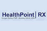 HEALTH POINT/RX logo