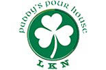 PADDYS POOR HOUSE IRISH PUB- Cornelius logo