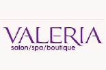 VALERIA SALON & SPA logo