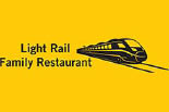 LIGHT RAIL FAMILY RESTAURANT logo