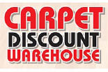 CARPET DISCOUNT WAREHOUSE logo