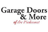 GARAGE DOORS & MORE logo