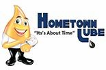HOMETOWN LUBE logo