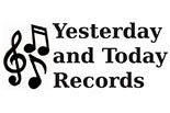 Yesterday And Today Records logo
