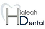 HIALEAH DENTAL CENTER logo