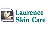 LAURENCE SKIN CARE logo