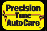 Precision Tune Auto Care logo