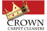 CROWN CARPET CLEANERS logo