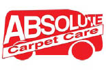 ABSOLUTE CARPET CARE logo