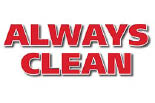 ALWAYS CLEAN logo