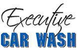 Executive Car Wash/beach Zone logo