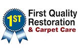 First Quality Restoration & Carpet Care logo