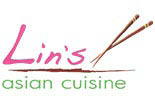 LIN'S ASIAN CUISINE logo