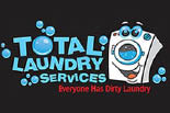 TOTAL LAUNDRY SERVICES logo