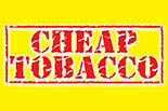 CHEAP TOBACCO logo