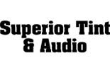 SUPERIOR TINT & AUDIO logo