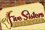 Five Sisters Blues Cafe logo