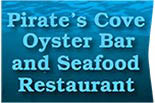 PIRATE'S COVE OYSTER BAR logo