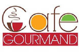 CAFE GORMAND logo