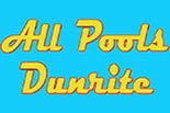 ALL POOLS DUNRITE logo