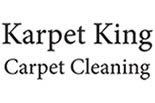 KARPET KING logo
