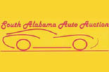 SOUTH ALABAMA AUTO AUCTION logo