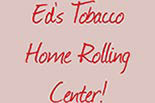 ED'S TOBACCO HOME ROLLING CENTER logo
