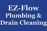 EZ FLOW PLUMBING AND DRAIN CLEANING logo