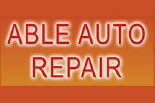 Able Auto Repair logo