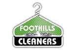 Foothills Cleaners logo