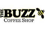 The Buzz Coffee Shop logo