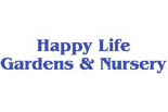 Happy Life Gardens & Nursery logo