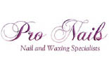 PRO NAILS: FORT COLLINS FAVORITE logo