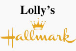 LOLLY'S HALLMARK logo