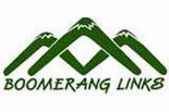 BOOMERANG GOLF LINKS logo