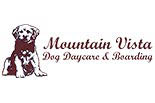 MOUNTAIN VISTA DOG DAYCARE & BOARDING logo