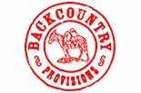 BACKCOUNTRY PROVISIONS logo
