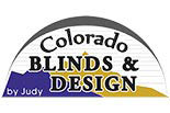 Colorado Blinds & Design logo