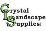Crystal Landscape Supplies logo