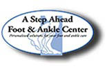 A Step Ahead Foot & Ankle Center logo