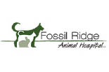 Fossil Ridge Animal Hospital logo