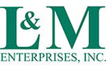 L&M Enterprises logo