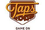 Taps Sports Bar and Grill logo