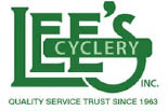 Lee's Cyclery - Enter to Win! logo