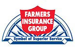 Farmer's Insurance Brandon Price logo