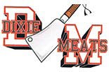 DIXIE MEAT logo